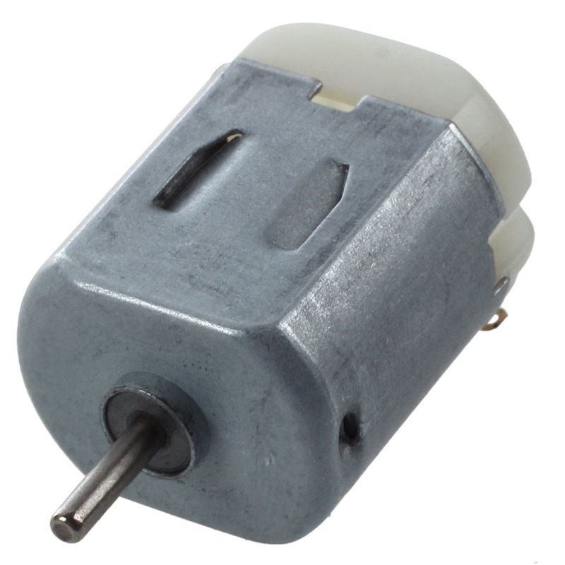 DC 3V 0.2A 12000RPM 65g.cm Mini Electric Motor for DIY mainly used in USB fans, electric toys, alarm clock and other small home