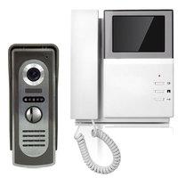3 5 LCD Video Kit Video Door Bell Phone Intercom System Night Vision Camera