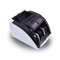 Free Shipping By DHL 1PC New Banknote Multi Currency Bill Money Counter Cash Counting Machine For