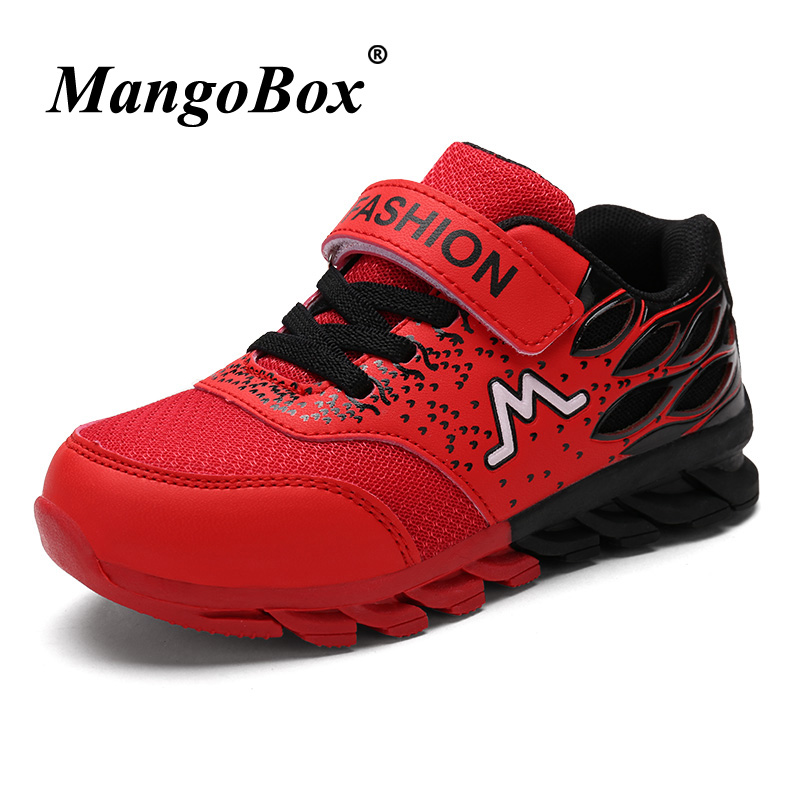 2018 New Boys Children Shoes Summer Boys Trainers Brand Designer Kids Shoes Boys Sneaker ...