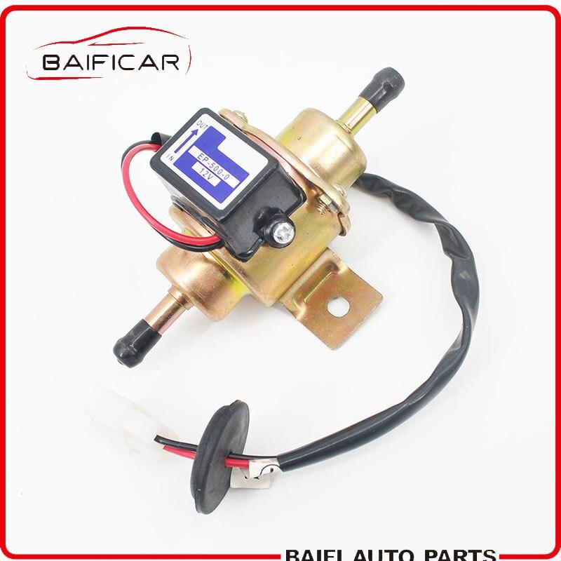 Gas Diesel Electric Fuel Pump 1//4 tubing 3-5 PSI Universal Low Pressure EP5000