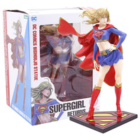 DC COMICS Bishoujo DC UNIVERSE Supergirl Returns PVC Complete Figure