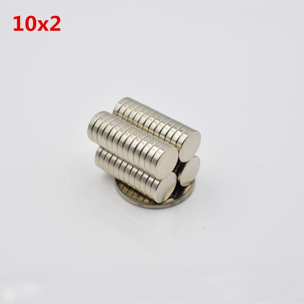 100pcs 10*2 mm small round magnet Strong neodymium magnet 10x 2mm Rare Earth Block NdFeB Magnets 10mmx2mm Neodymium magnets strong magnets 10x10x10mm rare earth neodymium magnet 8pcs