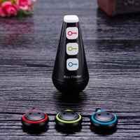 Quente-sem fio rf localizador chave com lanterna led, presente de natal gadgets presentes eletrônicos para homem, mulher, crianças, adolescentes-