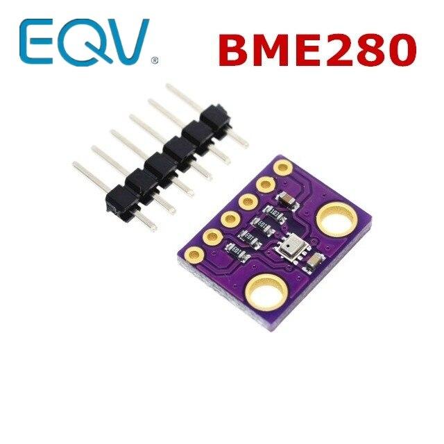 GY-BME280-3.3 Высокоточный модуль датчика атмосферного давления BME280 для Arduino