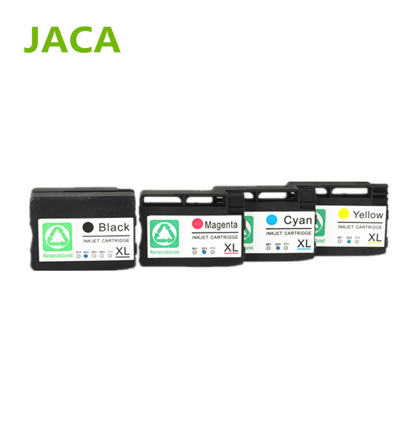 JACA Compatible for HP Original Ink Cartridge 932XL 933XL for HP OfficeJet 6600 H711a 6100 H611a 6700 H711n 7110 7610 Printer 932 933 932xl 933xl printhead printer print head cable for hp officejet 6060 6060e 6100 6100e 6600 6700 7600 7610 7612