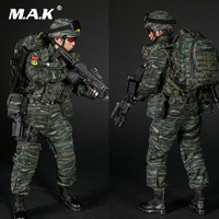 1/6 Collectible Full Set Military Soldier Chinese Armed Police Force Snow Leopard Commando Team Figure 78052 for Fans Gifts