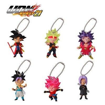 Dragon Ball Super UDM Burst 21 Future Gohanks Figure Keychain