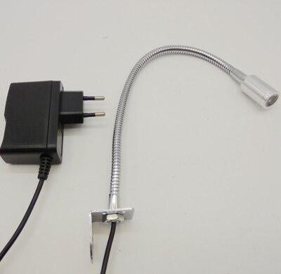 110V/220V/12V/24V 1W Gooseneck CNC Led Machine Lamp