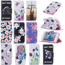 Luxury PU Leather Case For Coque Apple iPhone 5S Case Flip 4.0 Inch Stand Wallet Cover For Fundas iPhone 5S iPhone SE Case Capa