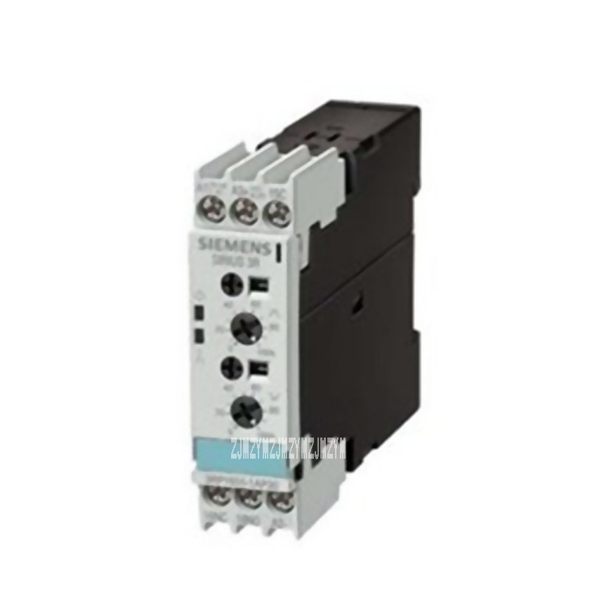 New Arrival 24VACDC/200-240VAC Multifunction Time Relay 3RP1560-1SP30 High Quality Timing Relay