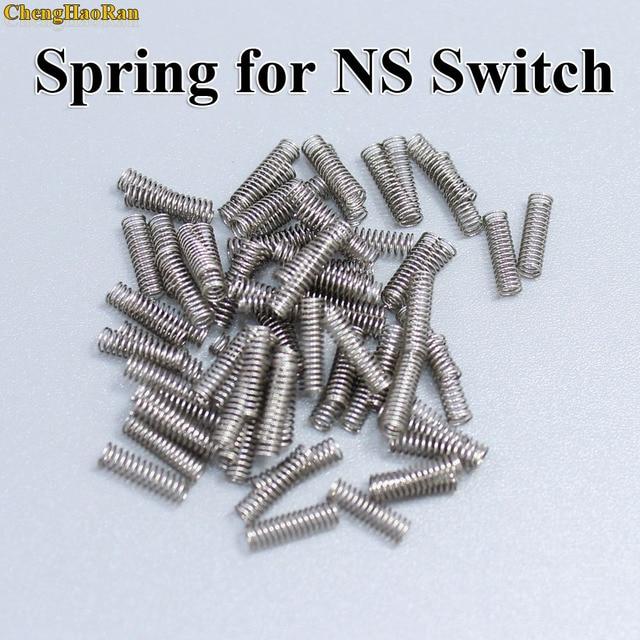 200   10000 шт. пружина для переключателя NX Joy con Joycon, ремонтная пружина для контроллера NS Switch, металлическая застежка, запасная часть