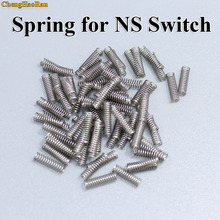 200 10000 pcs Primavera para Interruptor NX Alegria con Joycon Reparação Primavera Para NS Controlador Interruptor de Bloqueio de Metal fivela Parte Substituição