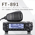 Apply to Original Yaesu FT-891 HF / 50MHz 100W Full Mode Shortwave Radio Mini Car Radio Transceiver