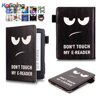 Top 2016 For Amazon New Kindle 8th Generation Version Case Shell Leather Cover For Kindle 8