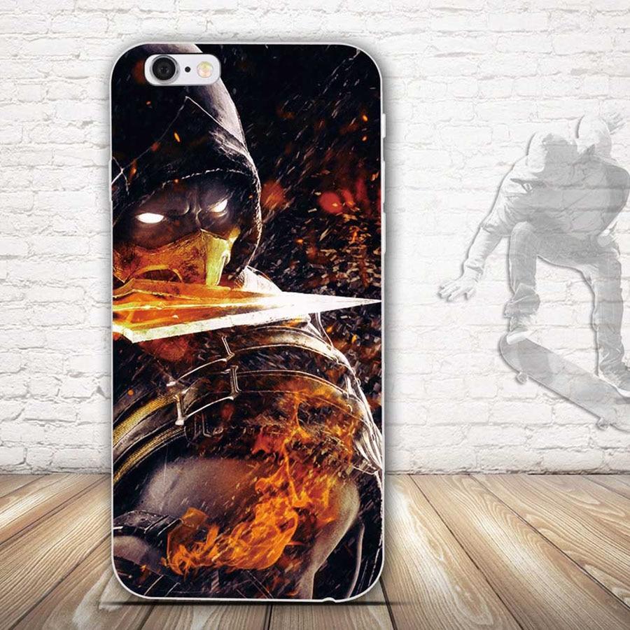 Για iPhone 5 Cover Soft Silicone Gel Cover Fundas για iPhone 5S - Ανταλλακτικά και αξεσουάρ κινητών τηλεφώνων - Φωτογραφία 4