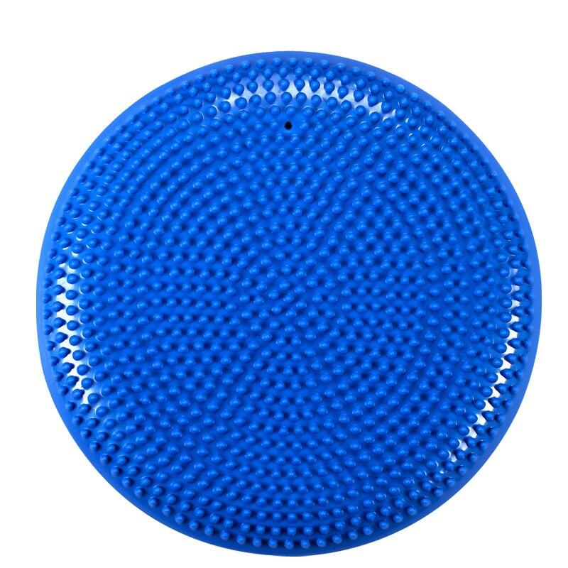 Disco A Cuscino D Aria.Yoga Palla Equilibrio Yoga Cuscino Di Massaggio Del Piede Pad