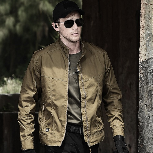 Fall Spring Outdoor Male Slim Pilot Coa Competent Autumn Mens Tactical Field Bomber Jacket Military Clothes Special Forces Army Jackets