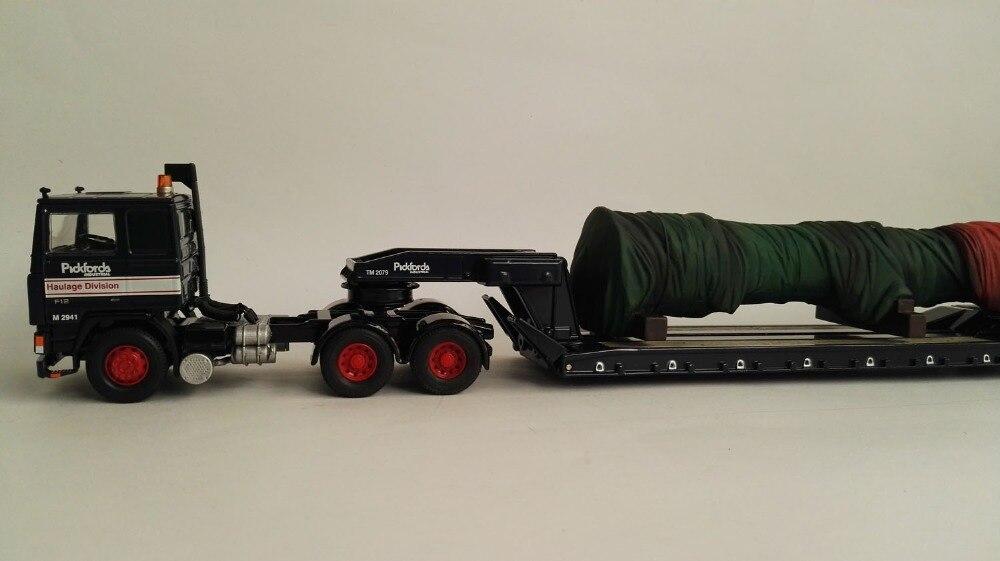 CC15501 1:50 Volvo F12 5เพลากษัตริย์รถพ่วงที่มีโหลด-ใน โมเดลรถและรถของเล่น จาก ของเล่นและงานอดิเรก บน   1