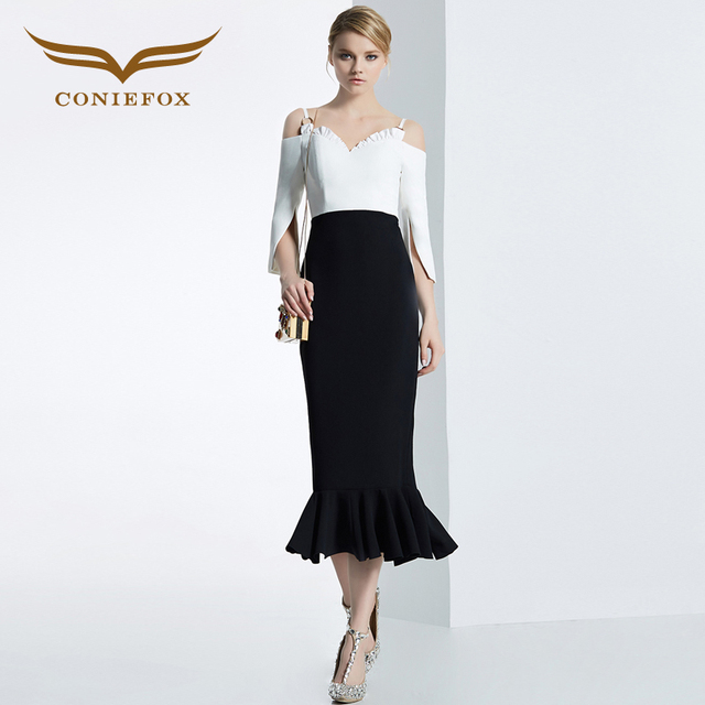 Klassische kleider damen