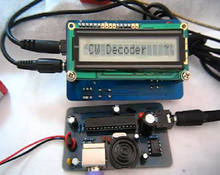 Générateur de Signal CW/lecteur de Code Morse pour clavier, décodeur CW