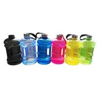 בקבוקי מים קיבולת גדולה בריכת ספורט כושר Creative 2.2L קומקומים בקבוקים עם מכסה פלסטיק חלבון מי גבינה Tritan BFA חינם