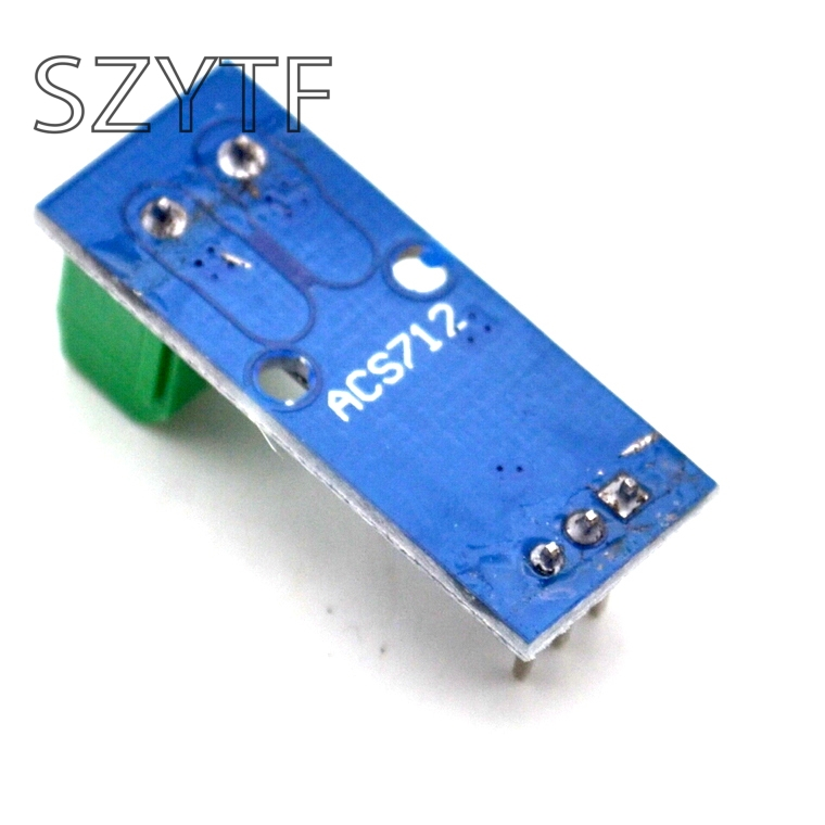 Image 2 - 10PCS 5A 20A 30A Range ACS712 module current sensor module-in Integrated Circuits from Electronic Components & Supplies