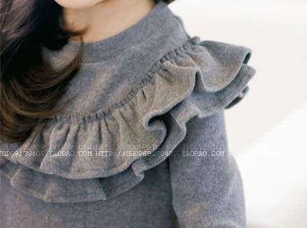 709db552c Aliexpress.com   Buy Dress for girl kids ruffles A line high quality ...