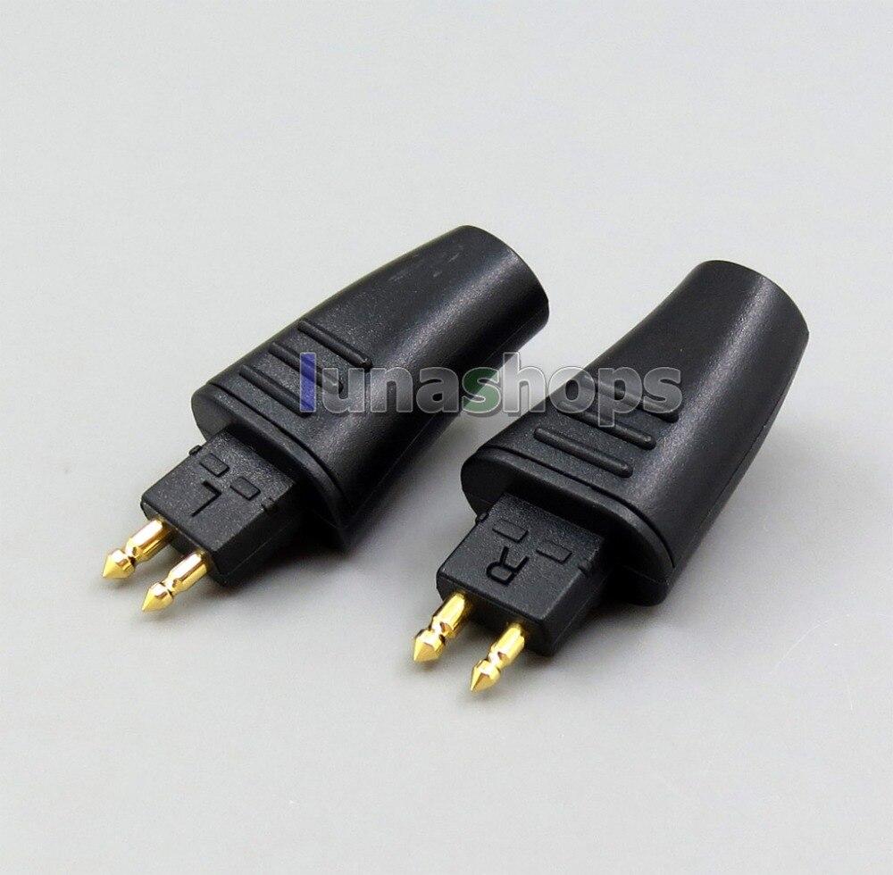 LN006026 Hoofdtelefoon Oortelefoon DIY Audio Custom Pin Adapter Voor FOSTEX TH900 MKII MK2 TH 909 TR X00 TH 600-in Oortelefoonaccessoires van Consumentenelektronica op  Groep 1