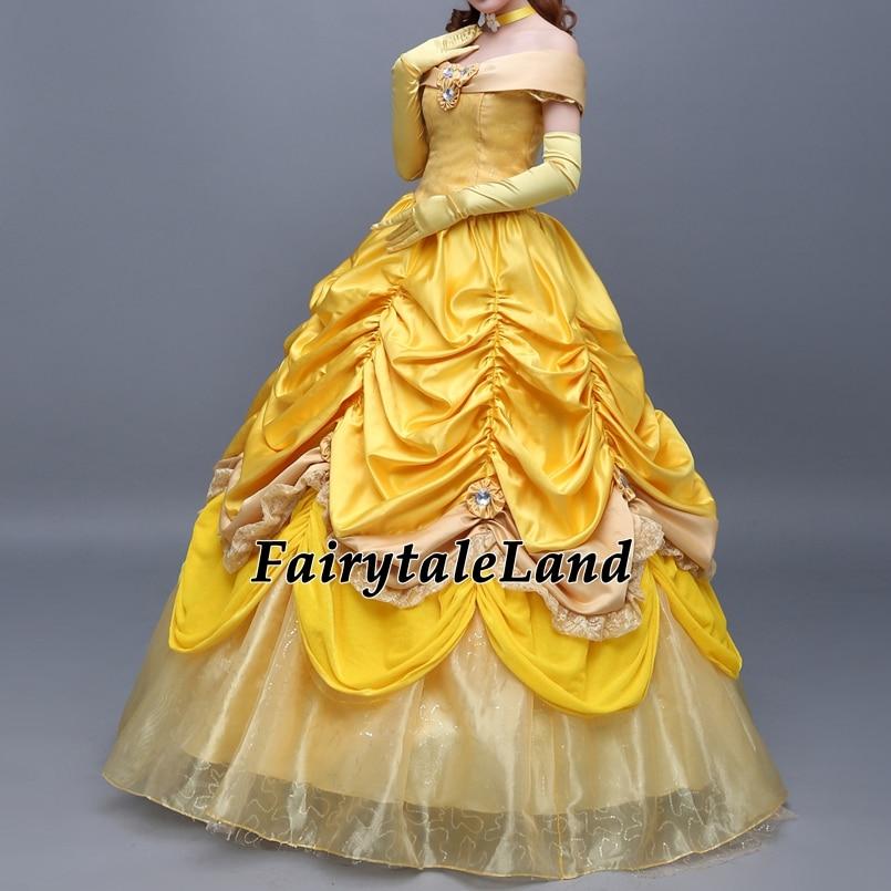 Princess States Belle Costume