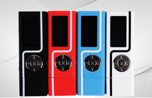 USB In-line Long Standby MP3 Player Faster Charge Mini Music Also U Disk 2G/4G/8G With FM Recording  E-Book