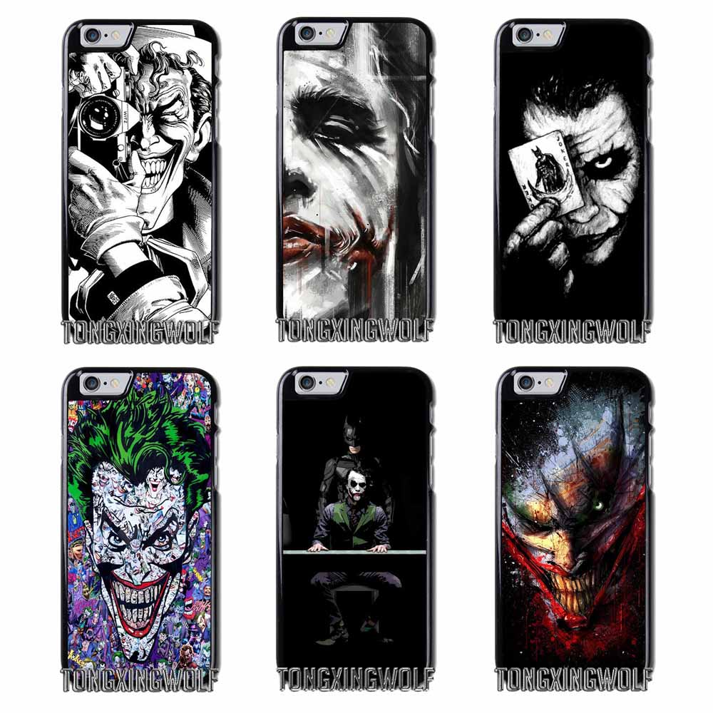 Batman Joker Cover Case For Samsung J1 Mini J2 J3 J4 J5 J6