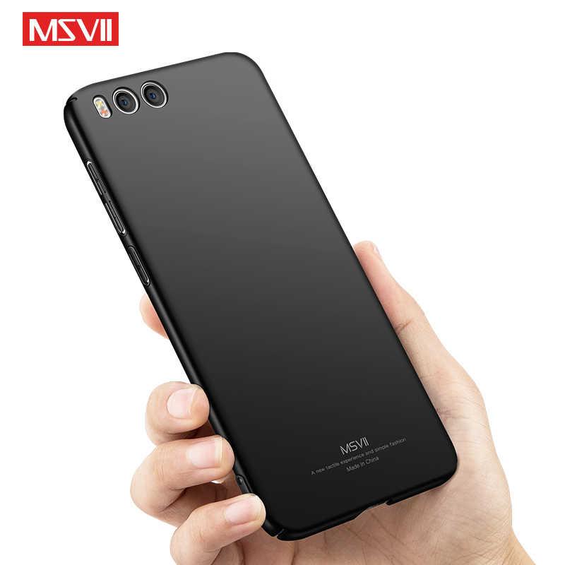 MSVII чехол для Xiaomi mi 6 6X чехол кольцо Матовые чехлы Xiaomi mi 6 mi 6X чехол Xio mi A2 6X Жесткий ПК чехол для Xiaomi mi A2 mi A2