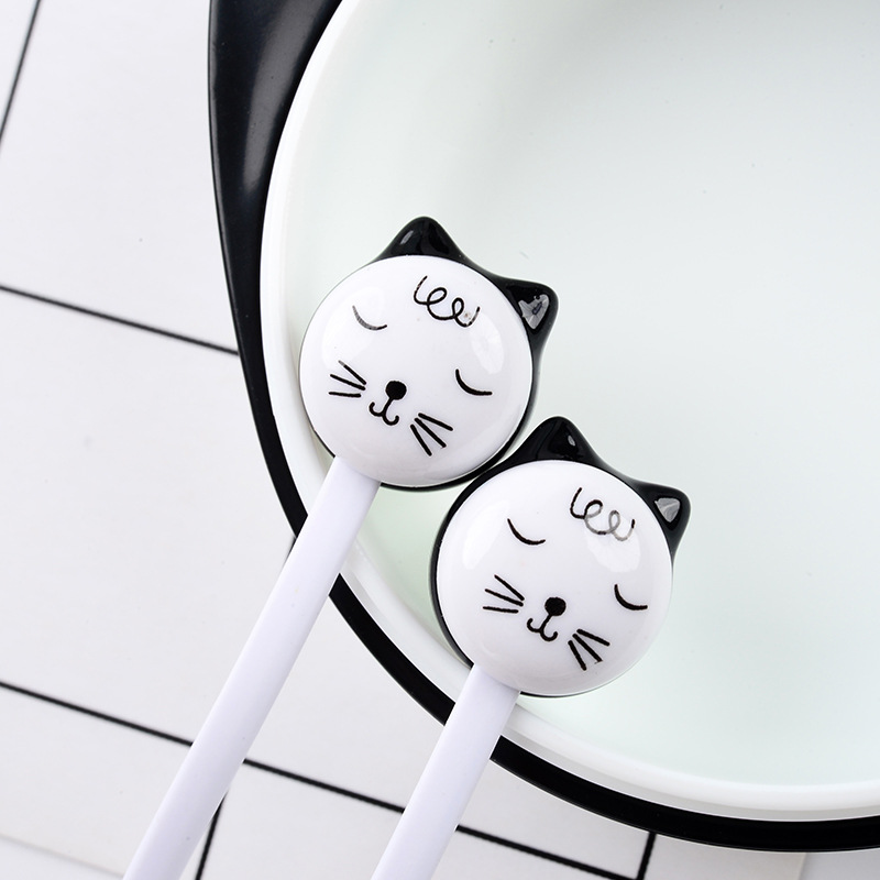 CHICLITS-NEW-2018-Cute-Cartoon-Cat-Earphone-3-5mm-Stereo-With-Mic-In-ear-Headset-For (2)