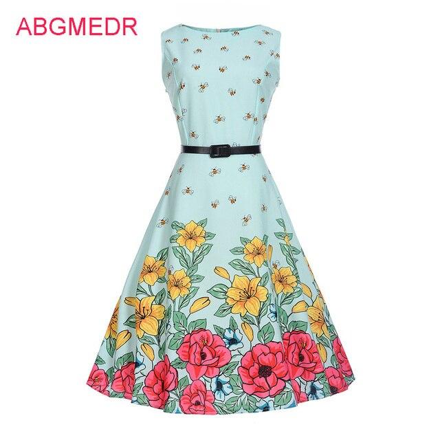 Baby Kleid Teens Mädchen Kleid Kinder Kleine Bienen Blumen Muster ...