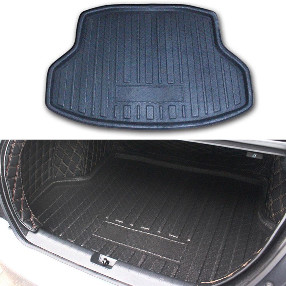 Car Accessories Rear Trunk Boot Liner Cargo Mat Tail Floor Pad Fit For Honda Civic Sedan 2016