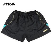 STIGA мужские шорты для настольного тенниса, быстросохнущие спортивные шорты, одежда для пинг-понга, спортивные футболки для мужчин