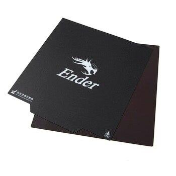 Creality Ultra elastyczny magnetyczny wymienny 3D budowy drukarki powierzchnia DIY akcesoria 235x235mm dla łatwego Model, aby usuwanie