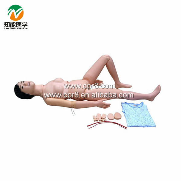 New Type Of Multifunctional Nursing Manikin For Internship (Female)  BIX-H1 WBW096 economic basic patient care manikin female nursing manikin nursing mannequin