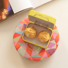1pcs Europe style vintage candy storage box
