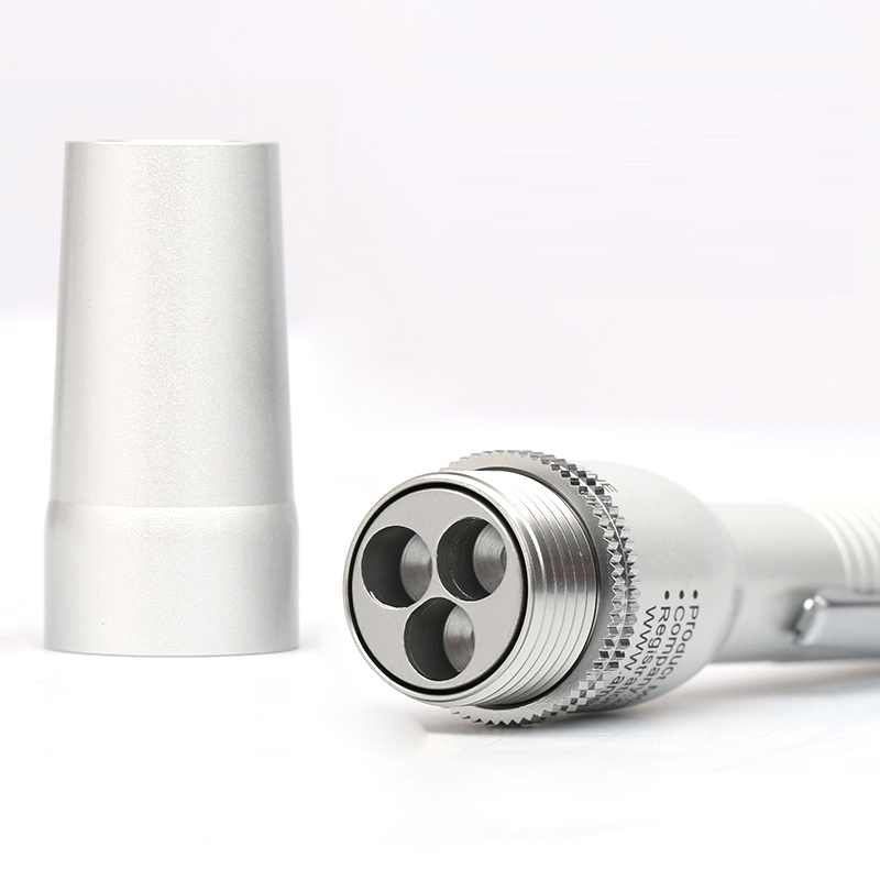 Diabéticos/dispositivo de Punção 3-cabeça Descartável Lancing de Punção