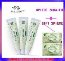 3PIECE Psoriasis Creams + Gift 2 piece 2.3G Without Retail Box