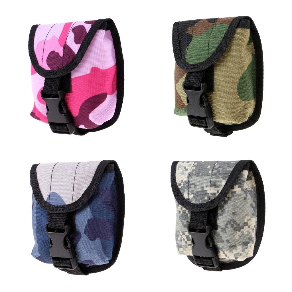 Replacement Scuba Diving Dive Diver Empty Weight Pocket Holster Belt Pouch Carrier Bag Fits 2 Inch Waist Belt