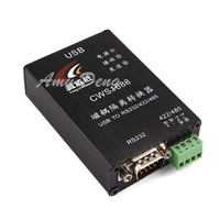 Magnetically coupled isolation converter, USB, 232USB to RS485/422, industrial lightning protection, CWS1688