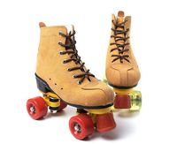 Hot !High quality Adult Roller Skate Shoes for Advanced Beginner Skater Cow Leather Breathable Dual Lines Roller Skating Shoes