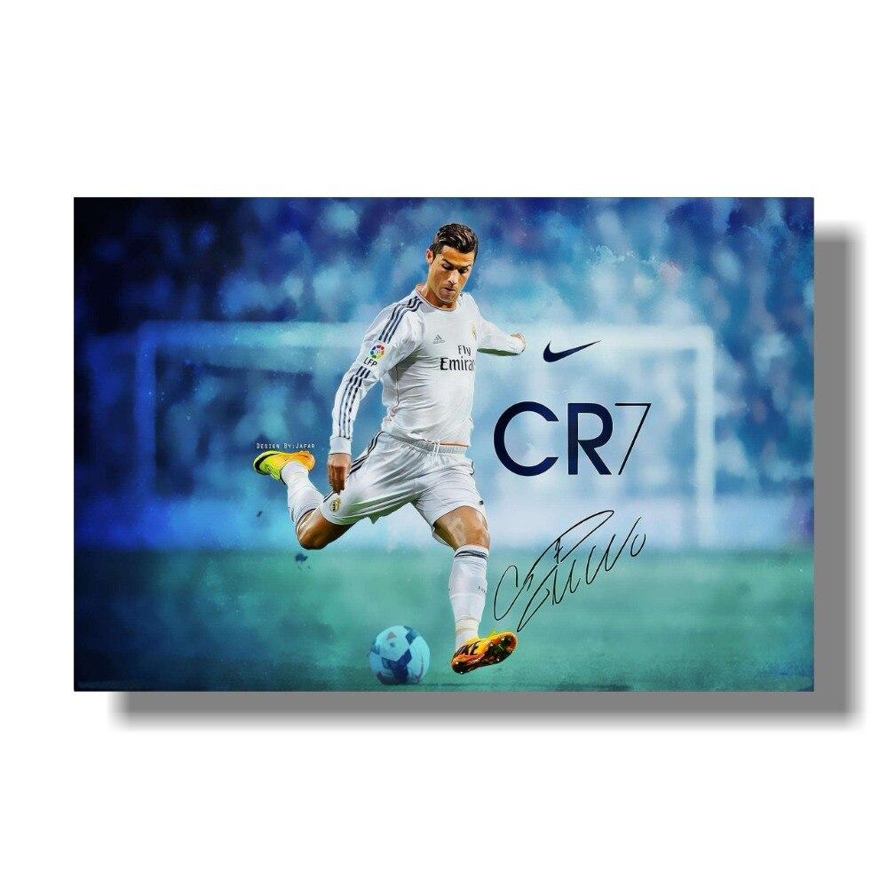 2018 World Cup CRISTIANO RONALDO FOOTBALL SOCCER STAR 80x120s