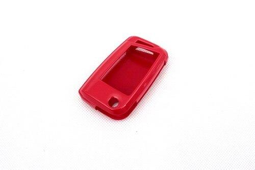 Жесткий Пластик БЕСКЛЮЧЕВОЙ дистанционный ключ защитный кожух(глянцевый красный) для VW Volkswagen Golf MK7