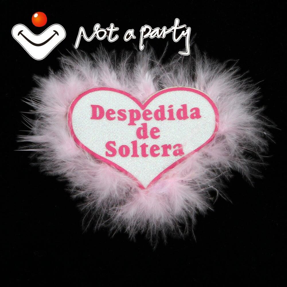④Spanish English etc bachelorette all for wedding badge events ...