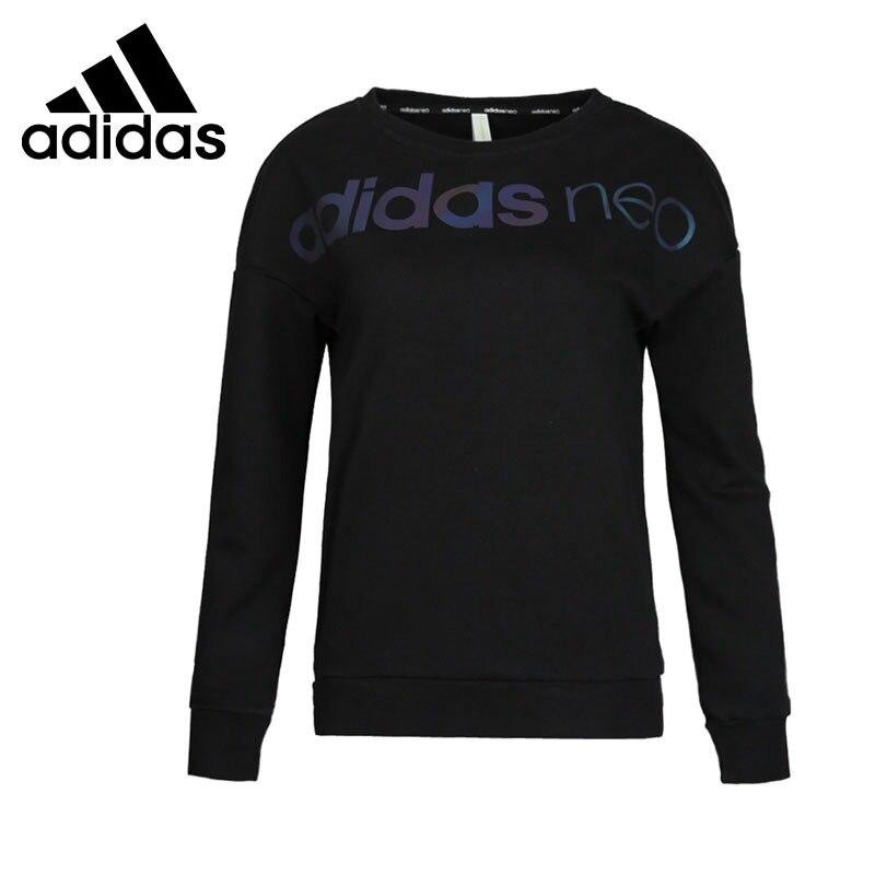 Original New Arrival 2017 Adidas  NEO Label CS LOGO SWEAT Women's  Pullover Jerseys Sportswear original new arrival 2018 adidas neo label fav 3s tps men s pants sportswear