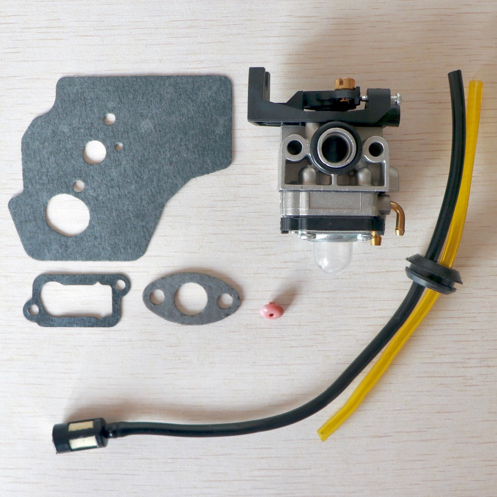 Carburetor Carb Fuel Line Grommet Kit For Honda GX35 HHT35 HHT35S 4-Stroke Gasoline Engine Motor Brush Cutter Trimmer Lawn Mower